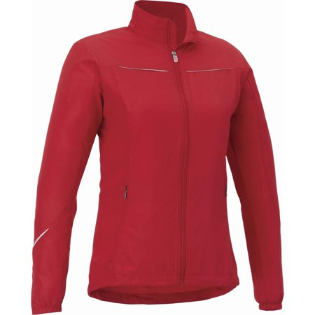 Landway Women's Lightweight Wind Jacket Open Bottom With Tail, Style 7420 - Ringmaster Tails Jacket