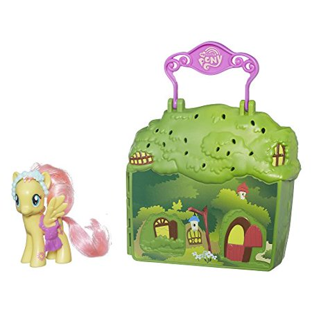 My Little Pony Friendship is Magic Fluttershy Cottage