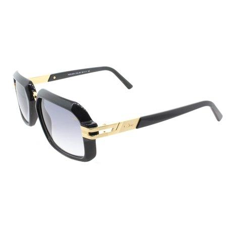 Cazal 6004/3 001SG Unisex Rectangle Sunglasses