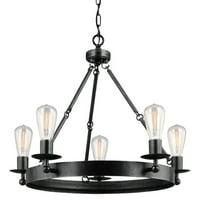 Sea Gull Lighting Ravenwood Manor 3110205-846 5-Light Chandelier