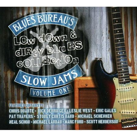 Blues Bureau's Slow Jams, Vol. 1: Low Down and Dirty Blues