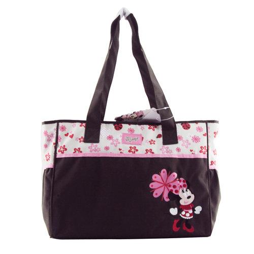 Disney Duffel Diaper Bag, Minnie Mouse