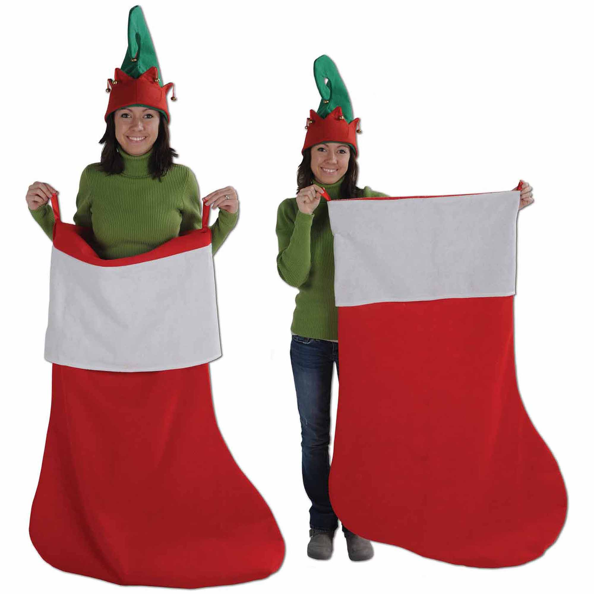 Jumbo Christmas Stocking - Walmart.com