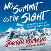 No Summit out of Sight - Audiobook