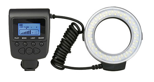 Includes Necessary Adapters//Rings for Mounting Dual Macro LED Ring Light//Flash for Panasonic Lumix DMC-GX85