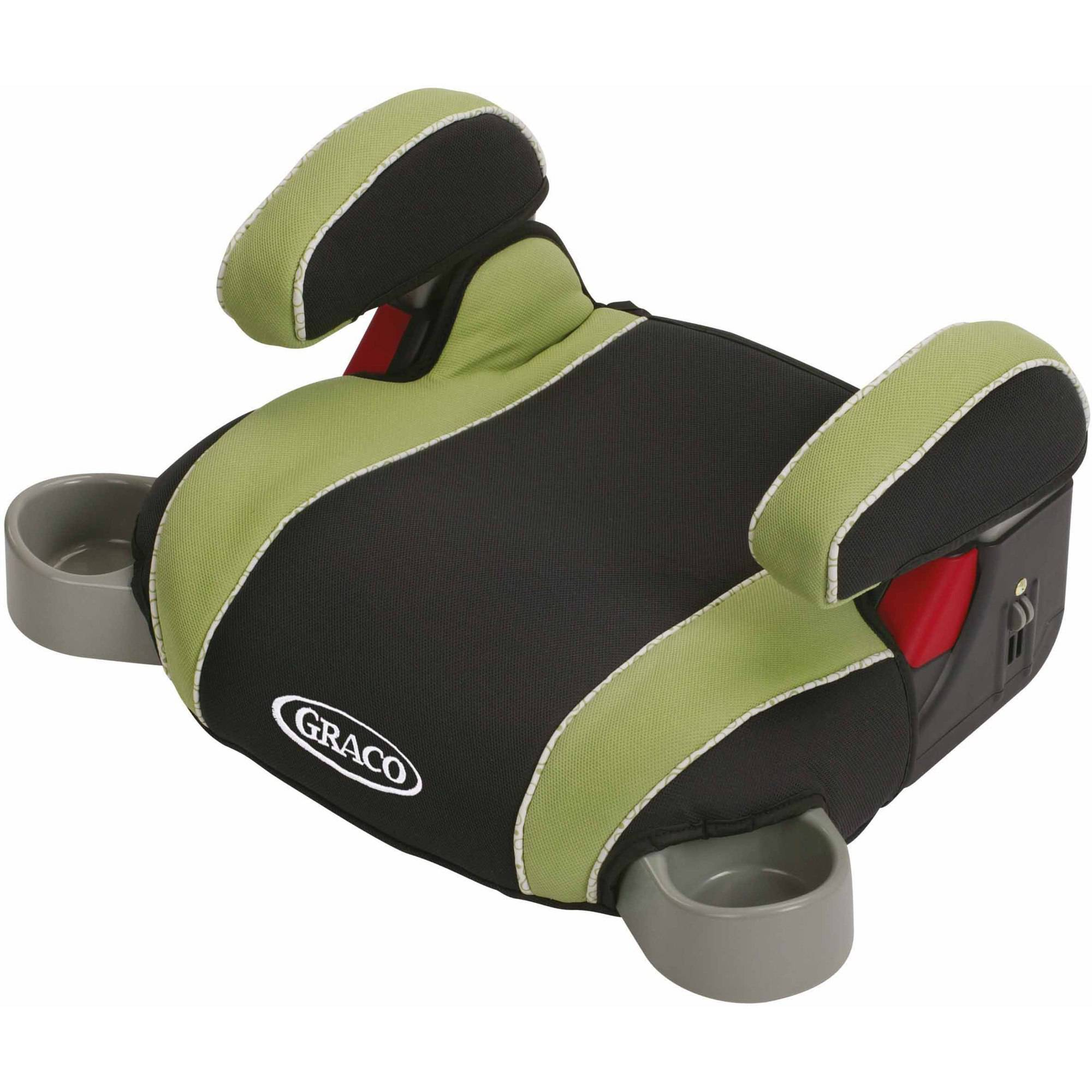 Graco Backless TurboBooster Booster Seat, Go Green