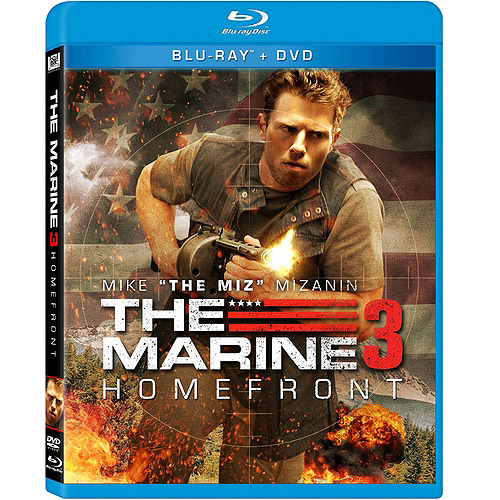 The Marine 3: Homefront (Blu-ray + DVD) (Widescreen)