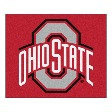 (Ohio State Tailgater Rug 5'x6')