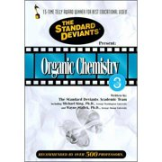 Standard Deviants: Organic Chemistry, Vol. 3 by GOLDHIL HOME MEDIA INT L