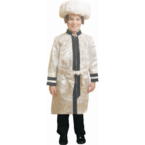 Dress Up America Adult New Silver Bekitcha Costumes