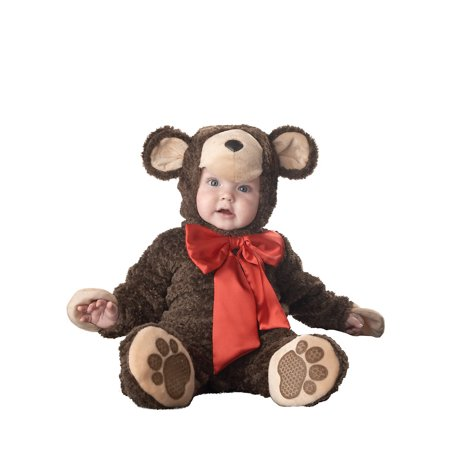Infant / Toddler Premium Lil Teddy Bear Costume Incharacter Costumes LLC - Teddy Bear Costume Toddler