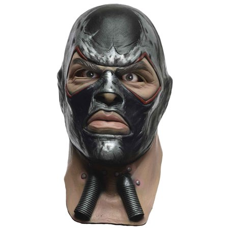 Batman Bane Latex Deluxe Mask For - Baby Bane Mask
