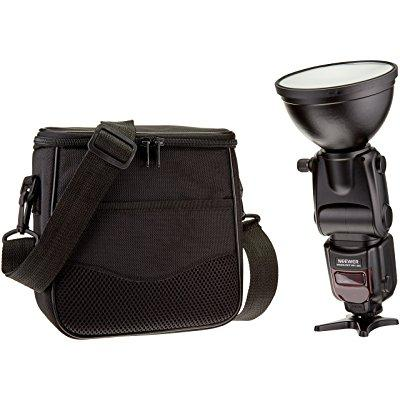 Neewer e-ttl hss slave outdoor flash speedlite strobe lig...