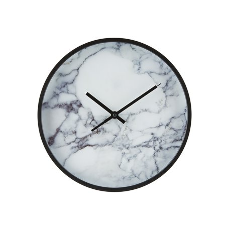 Porcelain Mantle Clock (Mainstays Marble Wall Clock)