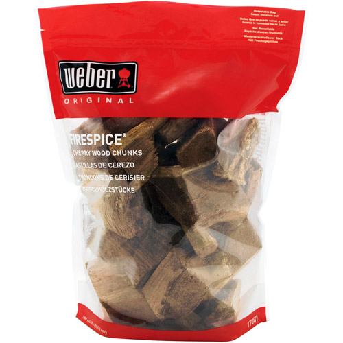 Weber Cherry Wood Chunks