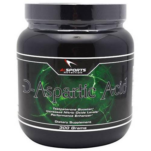 Image of AI Sports D-Aspartic Acid, 300 GM