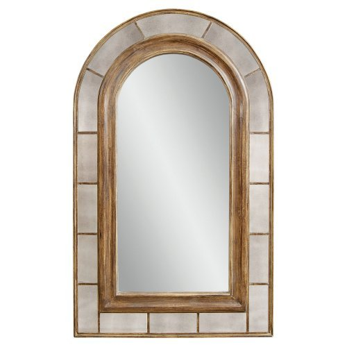 Clark Arched Leaner Floor Mirror - 54W x 88H in.