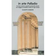 in arte Palladio - eBook