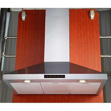 Kitchen bath collection stl75 led stainless steel wall for High end kitchen stores