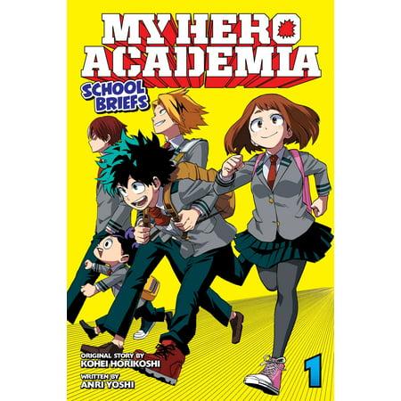 My Hero Academia: School Briefs, Vol. 1 : Parents'