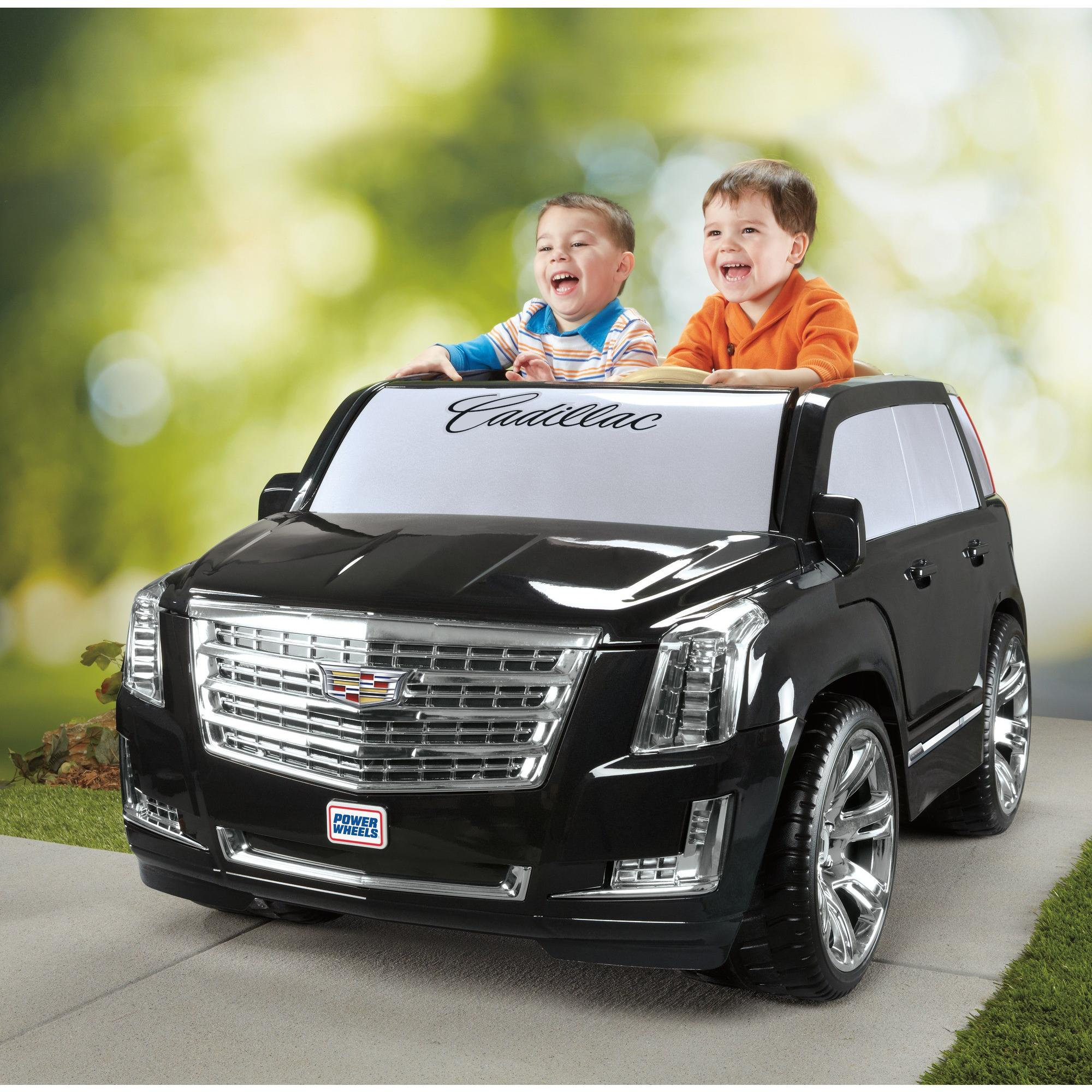 Power Wheels Cadillac Escalade Ride-On Vehicle by Fisher-Price