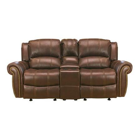 Wildon Home Gretna Glider Reclining Sofa