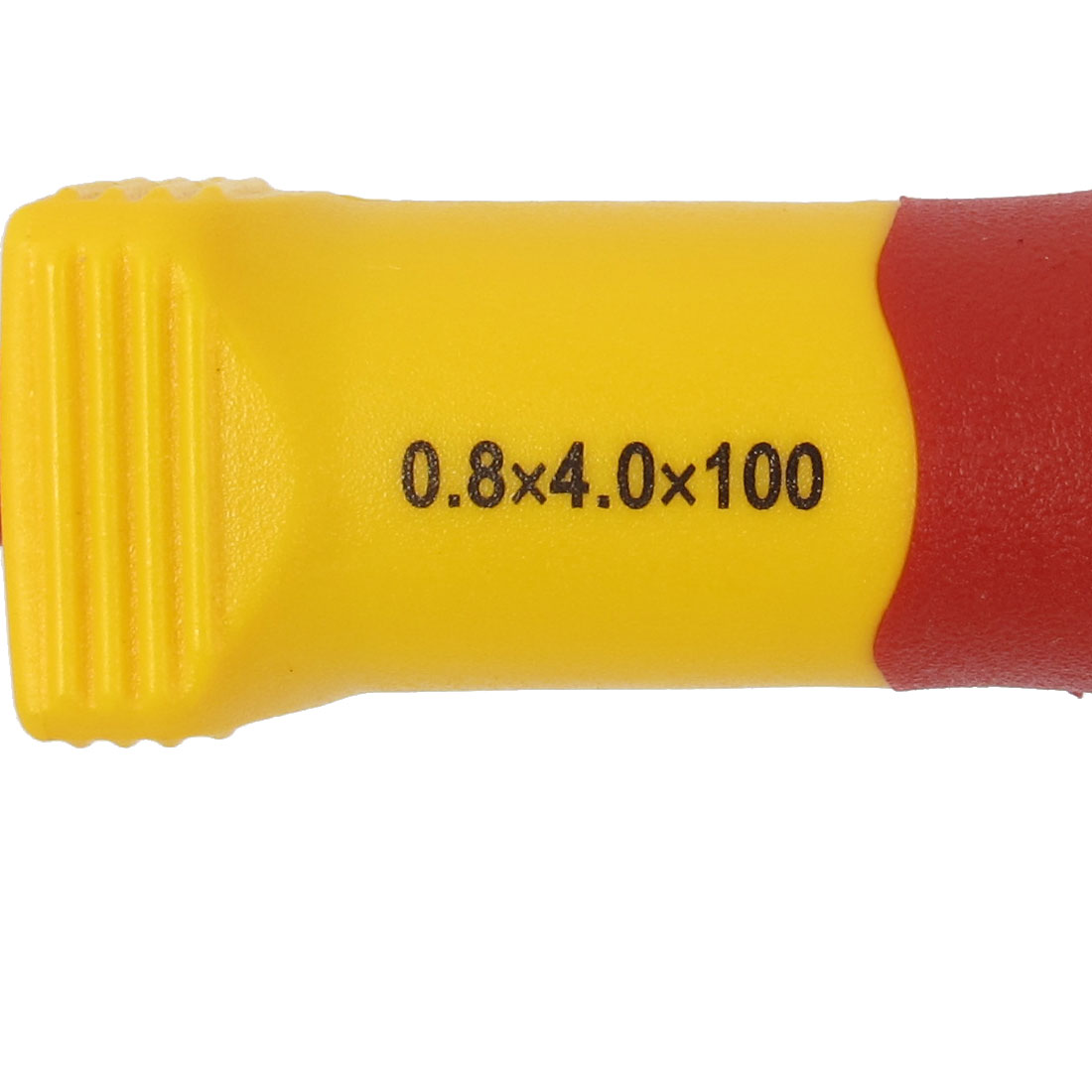 BOOHER Authorized 1000V 4mm Tip Width VDE Insulated Slotted Screwdriver - image 5 of 7
