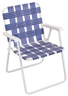 Charmant Product Image RIO BRANDS LLC BY055 0138 Blue Web Fold Chair
