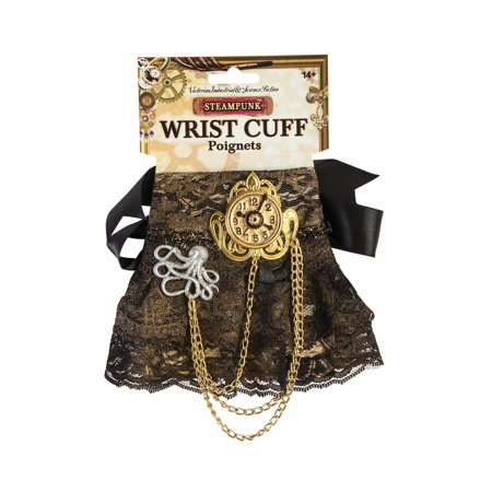 Steampunk Wrist Cuff Costume Accessory - Teen Steampunk Costume