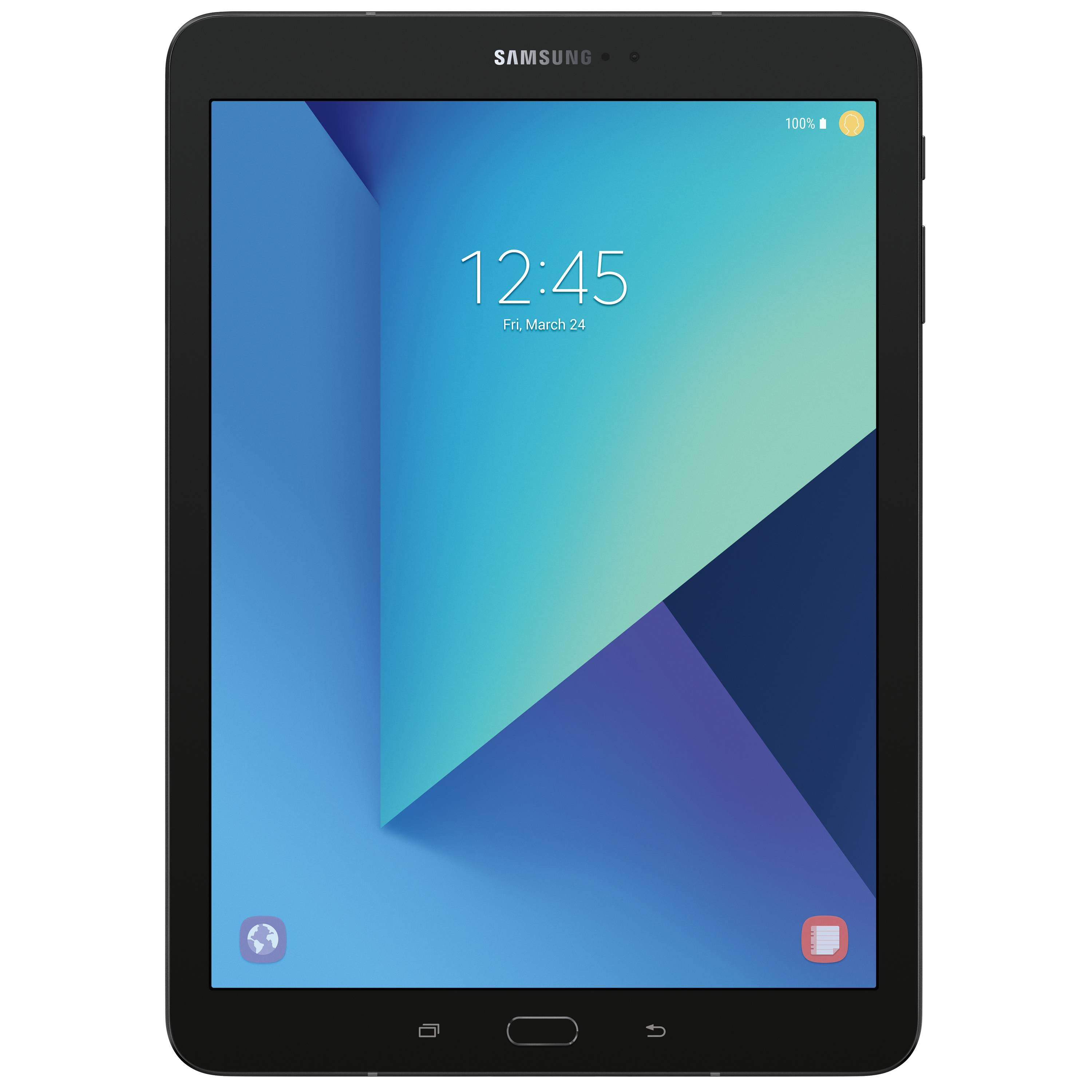 "SAMSUNG Galaxy Tab S3 9.7"" 32GB Android 6.0 Wi-Fi Tablet Black - S Pen - Micro SD Card Slot - SM-T820NZKAXAR"
