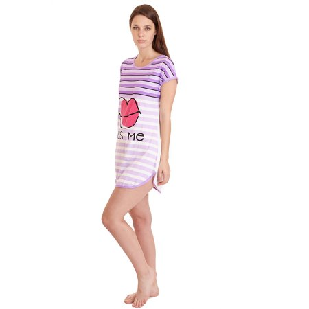 832f4b66a6 5008 Womens Nightgown Sleepwear Cotton Pajamas - Woman Sleeveless Sleep  Dress Nightshirt - Walmart.com