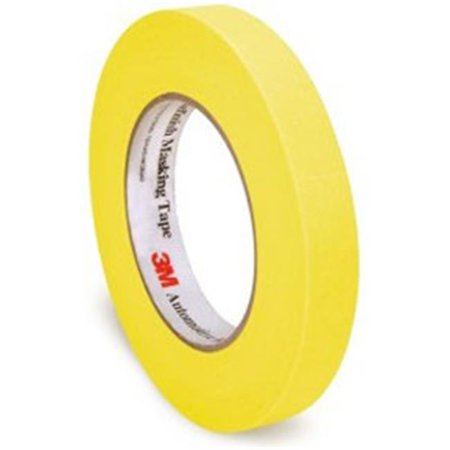 3m Company 3m 6653 24 Mm Automotive Refinish Yellow Masking Tape