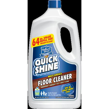 Quick Shine Multi-Surface Floor Cleaner, 64 Oz ()