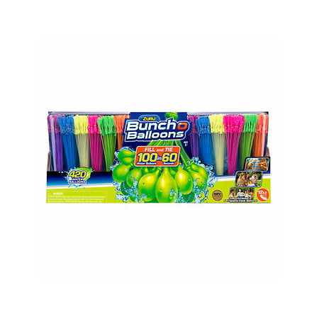 Bunch O Balloons 12-pack 420  Water Balloons (Watercolor Balloons)