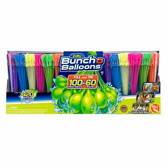 Bunch O Balloons 12-pack 420  Water Balloons (Balloons Nearby)