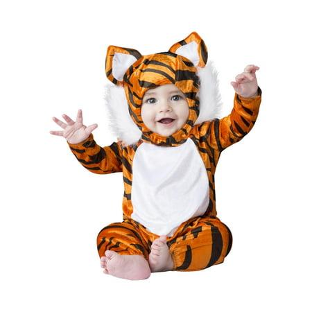 Cute Baby Animal Halloween Costumes (Baby Baby Clothing Teeny Tiger Halloween)