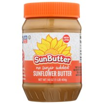 SunButter No Sugar Added