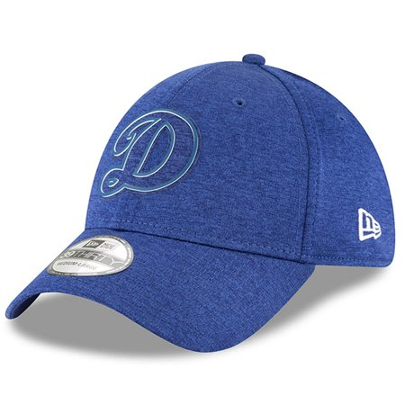 Los Angeles Dodgers New Era 2018 Clubhouse Collection Classic 39THIRTY Flex Hat - Royal - Halloween Dance Clubs Los Angeles