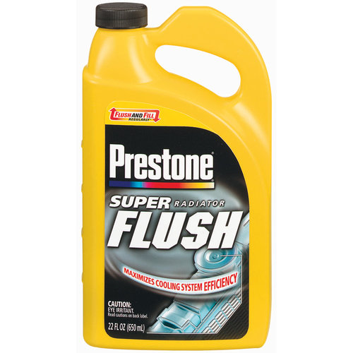 Radiator Flush Walmart >> Prestone Super Flush, 22oz - Walmart.com