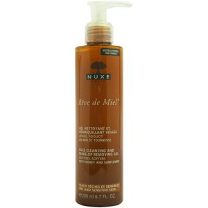 Nuxe Reve de Miel Face Cleansing and Make-Up Removing Gel, 6.7 oz