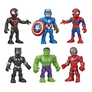 Playskool Heroes Super Hero Adventures 6-Pack of Action Figures