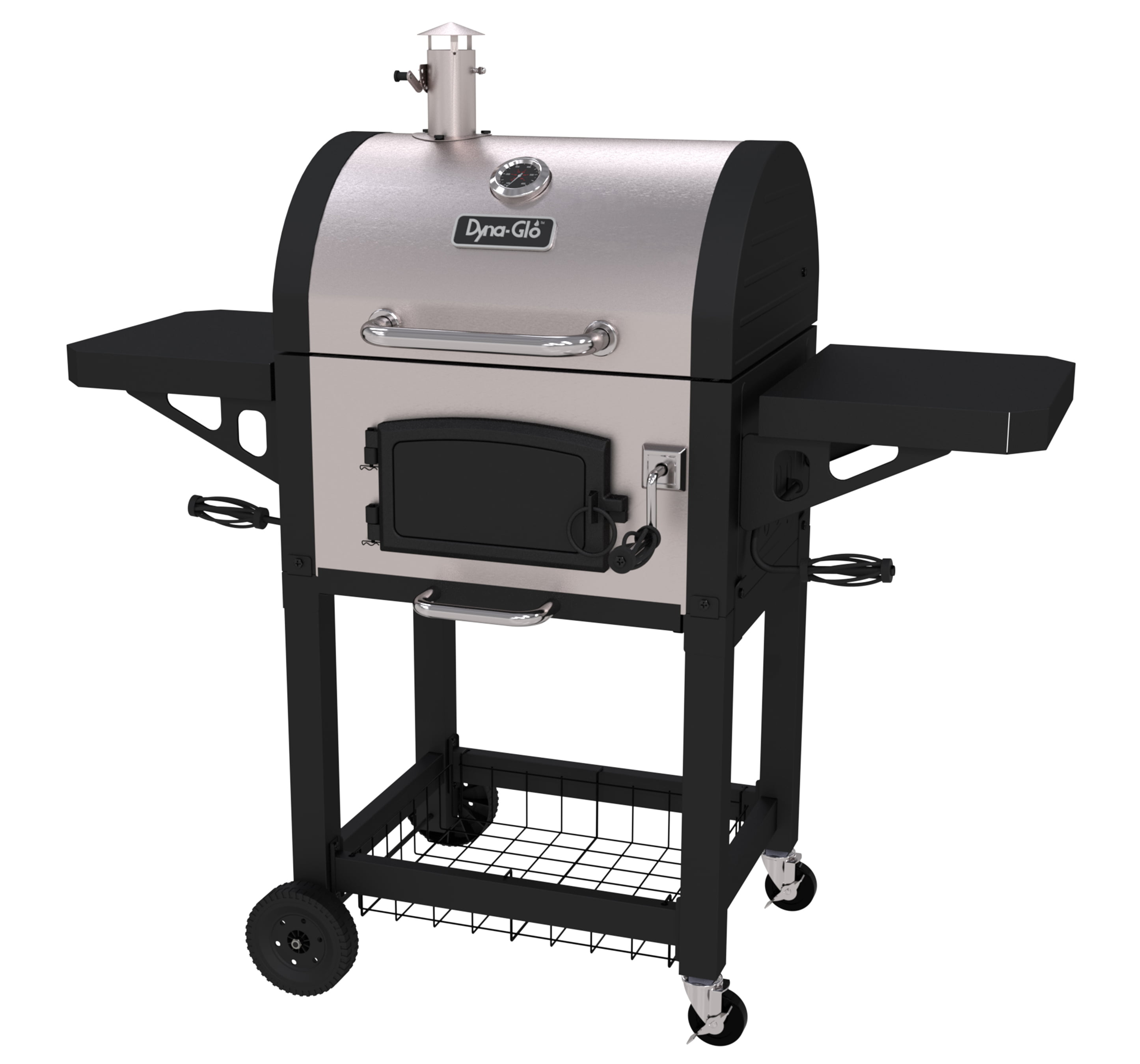 Dyna-Glo DGN405SNC-D Heavy-Duty Compact Charcoal Grill by GHP Group, Inc.