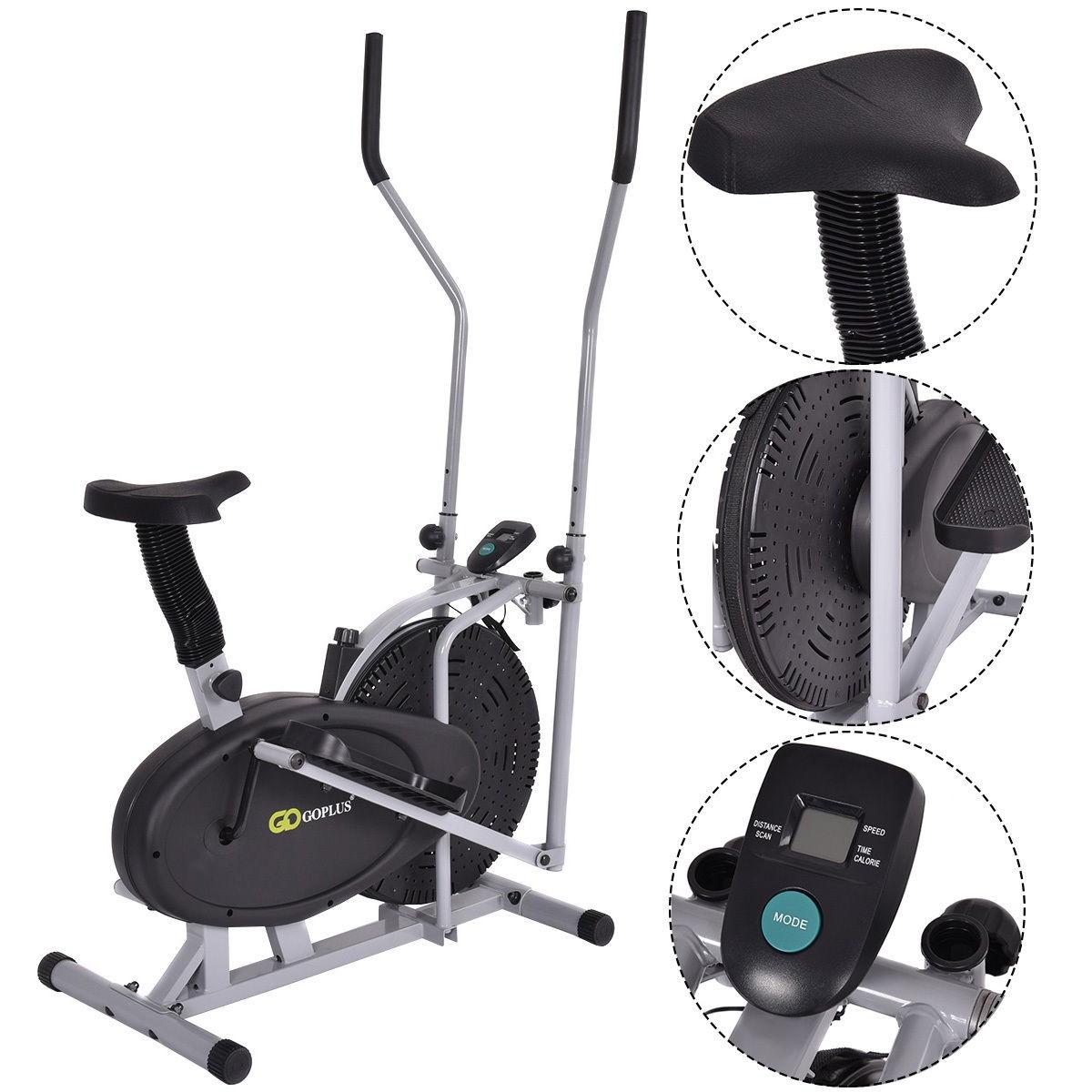 home cross trainer machine