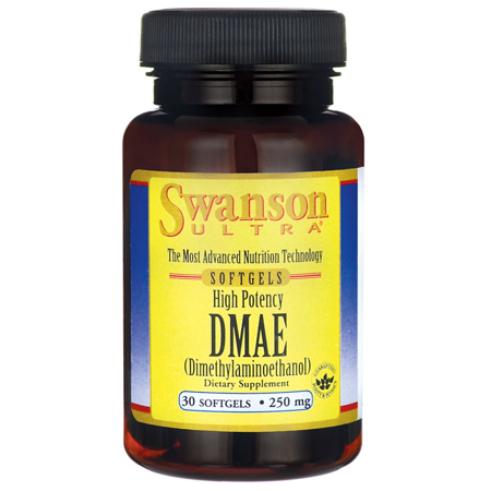 Dmae Eye (Swanson High Potency Dmae 250 mg 30 Sgels )