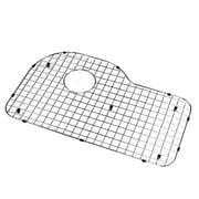 Houzer BG-3250 Wirecraft Kitchen Sink Bottom Grid, 27-Inch by 16.5-Inch