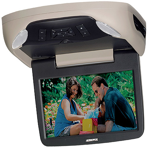 "Audiovox VODEXL10 10.1"" HD Digital LED-Backlit Monitor with Built-In DVD Player by Audiovox"