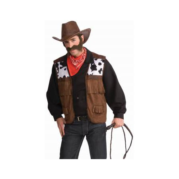 WILD WESTERN COWBOY VEST](Western Cowboy Costumes)