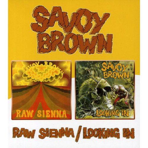 Raw Sienna / Looking In (Rmst)