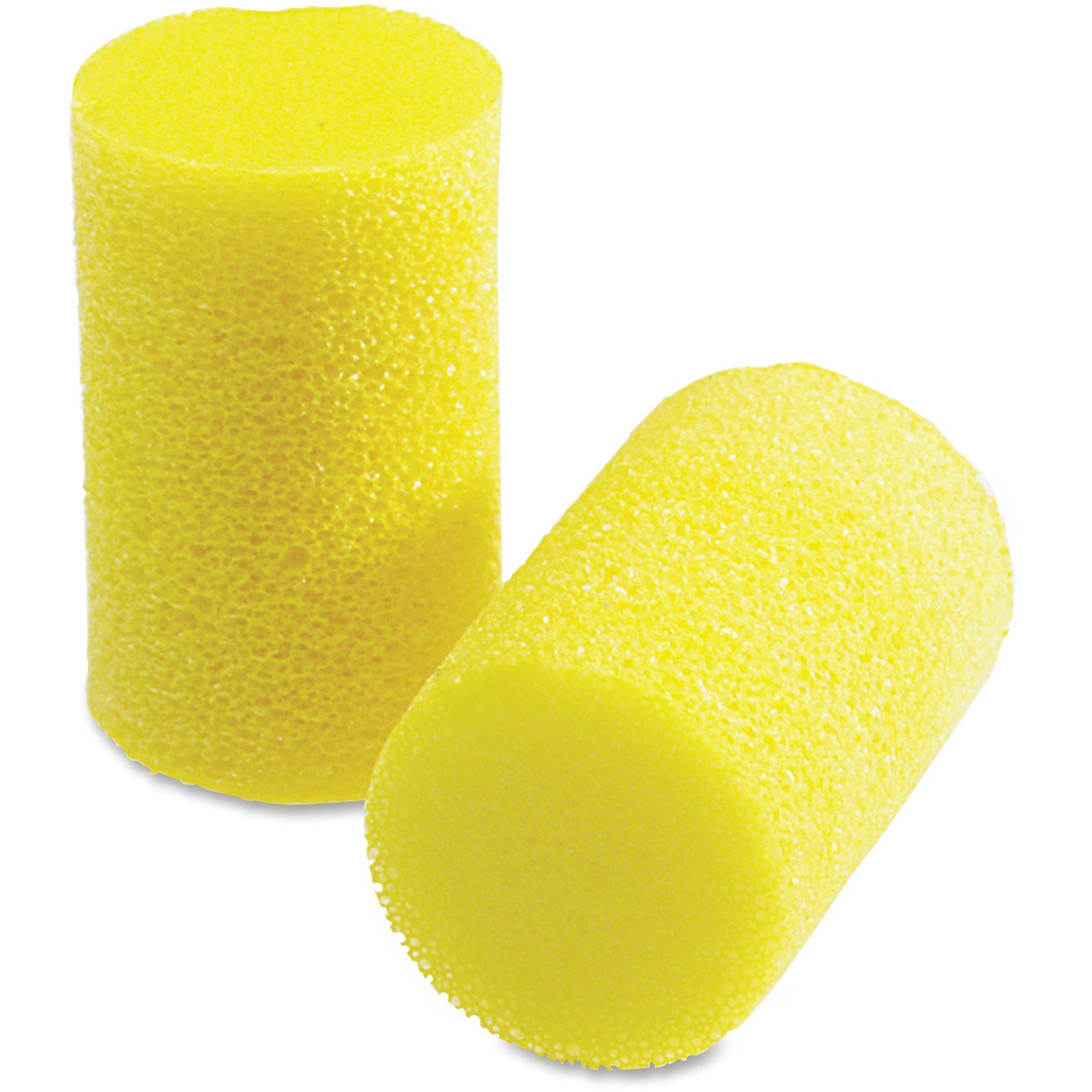 E-A-R, MMM3101103, Classic Uncorded Earplugs, 200 / Box, Yellow