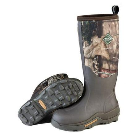 Thermal Topline Foam Fleece Liner Comfort Muck Boot Woody Max Bark Mossy Oak M8